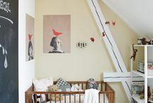 Nursery & Kids' Spots / by Meredith Hayes