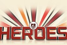 PB Crave Heroes / We are excited to announce a NEW program called PB Crave Heroes! What is a hero? Is it a masked man with a cape saving the day? For many of us, that's the ideal. But, EVERYDAY heroes are more subtle. They're definitely more real. They come in all shapes and sizes. And, each has a wonderful story to share. This is your chance to share those stories. We want to hear about your everyday hero!  / by PB Crave