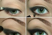 makeup ideas / by Abigail Compton
