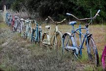 Bicycles in the Garden / by Rebecca Sweet | Harmony in the Garden