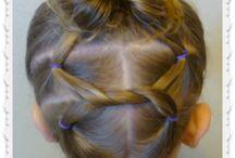 Kelsey Hairstyles / by Jen Morris