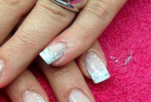 *Nails* / by Marijke van Greuning