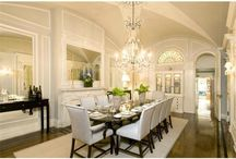 Dining Rooms / by Jay Robinson