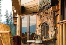 Outdoor fireplaces / by Linda Lo