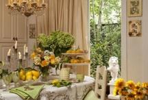 My Dining Room / by Caroline