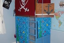 Boys Pirate Room  / by Beth Jones