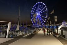 The Capital Wheel / The #TheCapitalWheel is opening Memorial Day weekend! / by Aloft Washington National Harbor