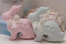 Craft sewing bunnies& friends / by Denice De La Cruz
