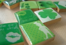 St. Patrick's Day Inspiration / by Melissa Williams