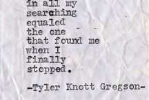 Quotes / by Emily Kelley