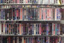 VHS / by Oswald Cobblepot