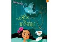 Books for kids / by Helene Moreau Driessens