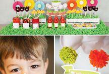 Kids - Brayden's 3rd birthday / by Katherine Mathe