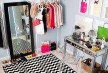 Anita's clothes closet / by Anita Cruz