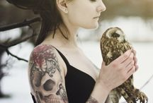 Tattoos / by Raina Crane-Lee