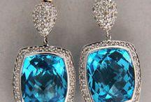 Topaz Jewelry! / by Peter Suchy Jewelers