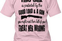 Girls like guns too♥♥ / by Kristen Mize