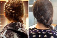 Hair I've Had/Want / by Jasmine Sadler