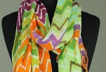 Sensational Scarves / by The Mint Julep Boutique