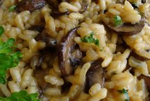 *Orzo, Cous Cous, & Risotto* / by Jen Jaworski