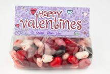 Valentine's Day Crafts and Printables / Sweet recipes from Imperial Sugar. Free Valentine's Printables (treat bag toppers, cupcake toppers, Valentine's cards, Valentine's coloring pages, Valentine's word search, Valentine's maze). Valentine's craft ideas.  / by Dixie Crystals