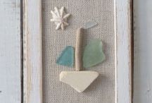 Sea glass / by Hailey Parker