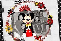 Scrapbook Disney / by Terri Cendejas