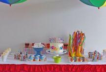Party Ideas / by Jennifer Ferguson