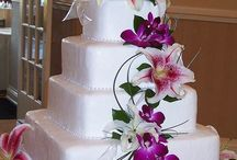 Wedding Cake Ideas / by Amy Lewis
