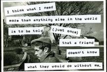 Post secret: we're not alone / by Jessie Kaehn