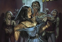 Zombie Terrors / by Frank Forte