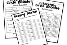 Guided reading / by Jamie Elizabeth