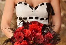 Wedding ~ Red Inspiration / by Aphrodite's World / Weddings