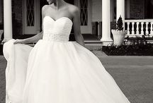 Wedding dresses / by Christie Bronder