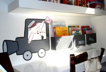 Room Decor Ideas for my BOYS! / by Brittany Manley