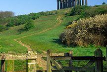 North east England / Gateshead my birthplace / by Betty Pennicott