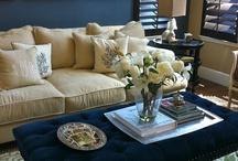 Inspiration for Formal Living Room Design  / by Meghan Fuss