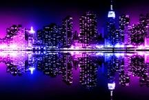 pretty in purple / by Olivia Lyon