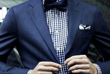 Classy clothes / How gentlemen dress / by Caleb Roberts