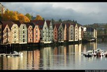 Places I'd Like to Go / by Amanda Olsen