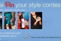 Diet Pepsi Fashion Fizz Board / by Lud Merka