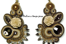 craft: soutache / by Daniela Silvia Ruggeri
