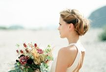 WEDDING HAIR / by Katie Rodgers | Paper Fashion