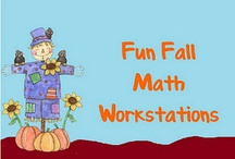 Math for Kindergarten / by Allison Rhodes