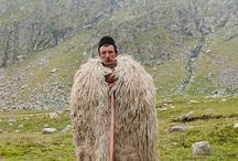 Pastoral life - Carpathians / by La Blouse Roumaine
