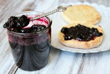 i be jammin / Delicious jellies and jams / by Anna Sturgeon