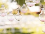 Outdoor decor inspiration / by Be U Weddings