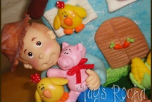 Biscuit, Fimo and Polimer Clay / by Tays Rocha
