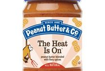 The Heat Is On / #tasteamazing recipes using our all-natural The Heat Is On peanut butter / by PeanutButterCo