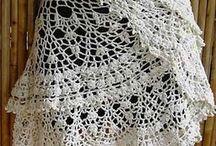 crochet & knit  / by Martha de Wolf